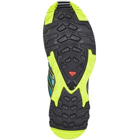 Salomon XA Pro 3D GTX Shoes Women Deep Lake/Black/Lime Green